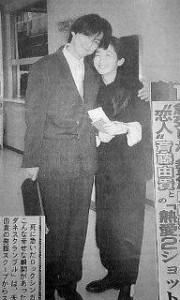 斉藤由貴と尾崎豊