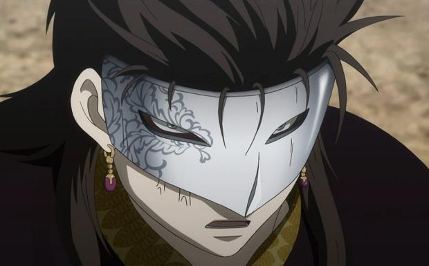 カーラーン_銀仮面