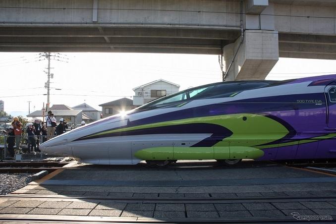 エヴァ新幹線14