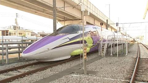 エヴァ新幹線7