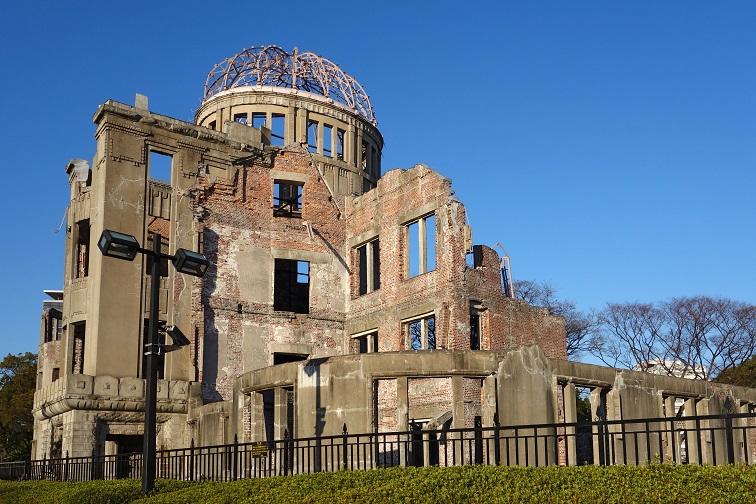広島_原爆ドーム