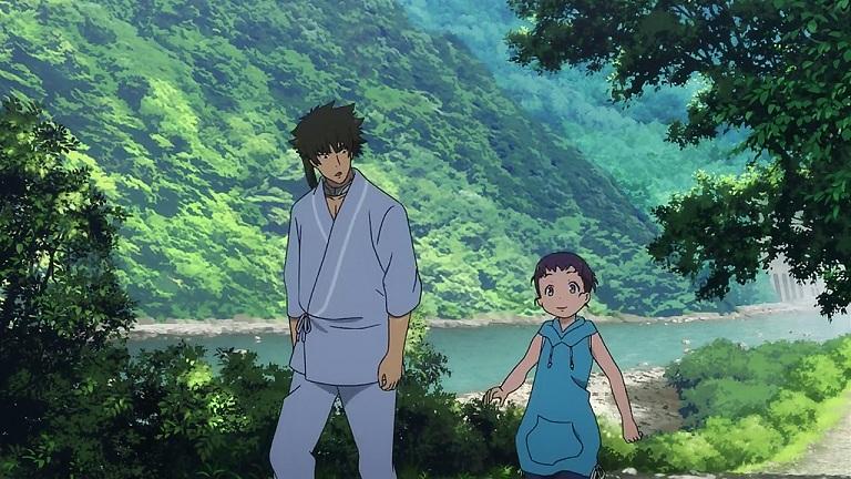 クロム03-⑫剣之介と小春