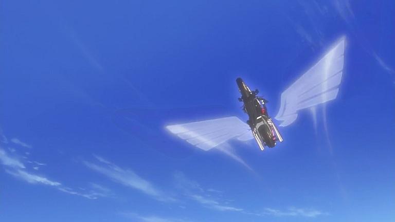 ばくおん07-⑪羽音ジャンプ