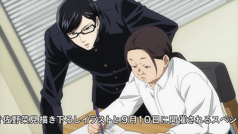 坂本03-⑮勉強を教える坂本