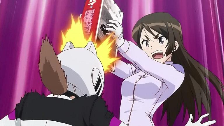 コラムたづ子⑰雑誌で殴る