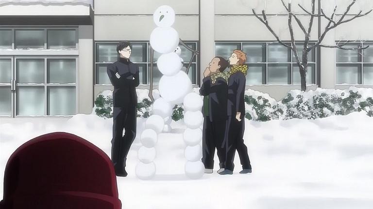坂本11-④9頭身中雪だるま
