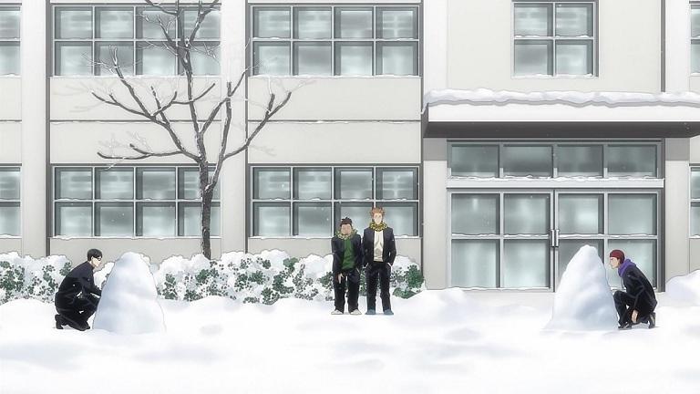 坂本11-⑥雪合戦