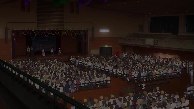 クロム13-⑪舞台