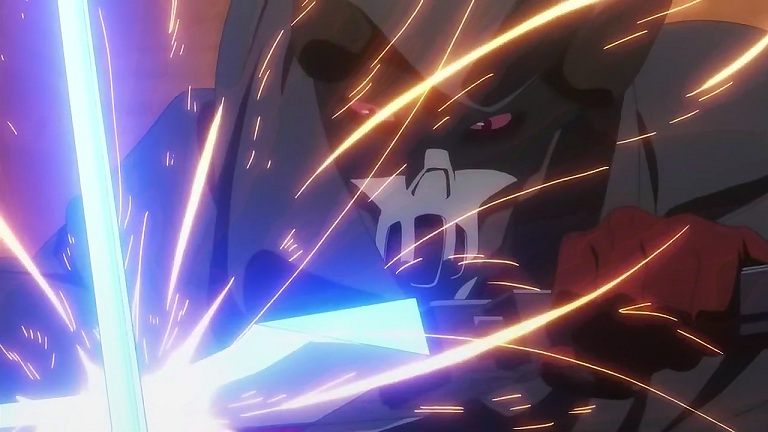 クロム14-③謎の剣士