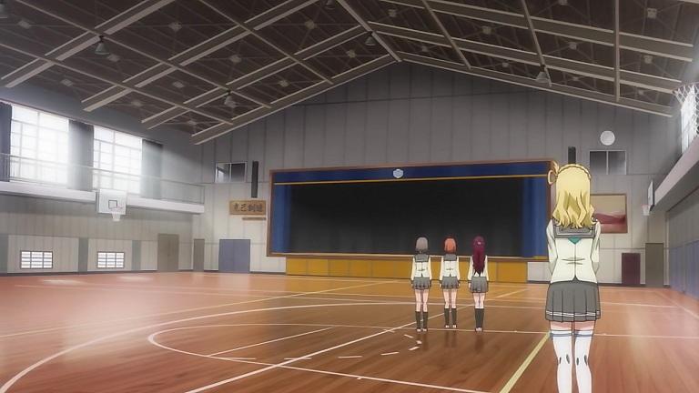 ラブサン03-⑥体育館