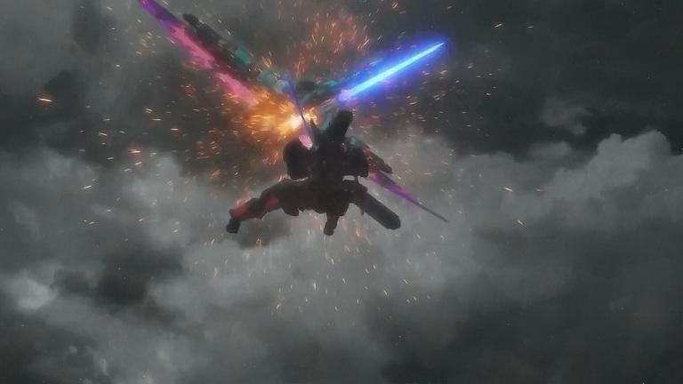 クロム17-⑮積乱雲の激戦