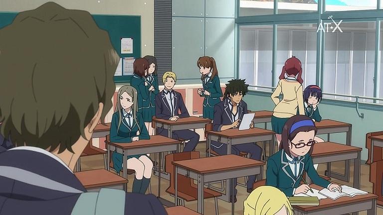 クロム18-⑧学校