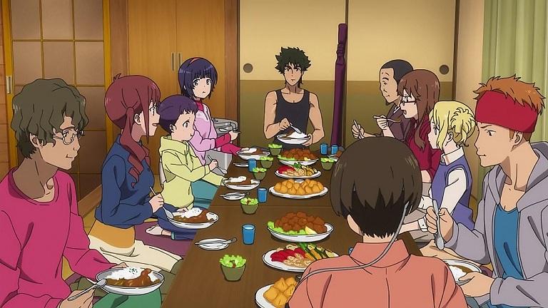 クロム18-⑯夕食