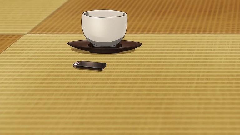 クロム20コラム-⑱お茶とUSB