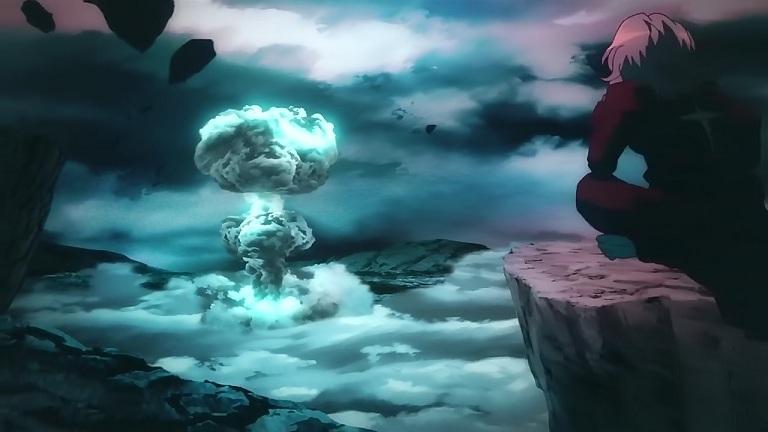 双星19-⑧きのこ雲